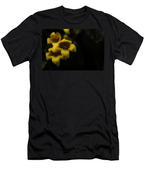 Bee In A Trumpet Men's T-Shirt (Athletic Fit)