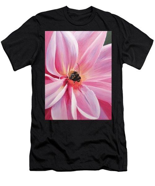 Bee-utiful Men's T-Shirt (Athletic Fit)