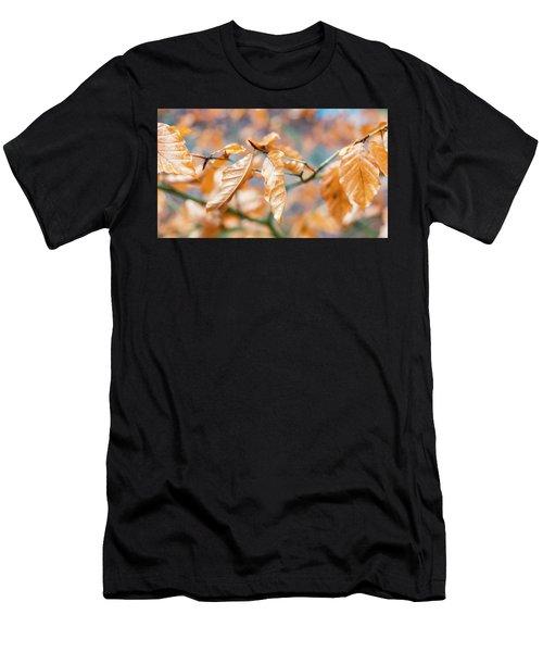 Beech Garland Men's T-Shirt (Athletic Fit)