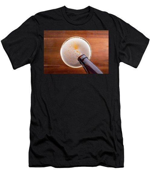 Beer Pour Men's T-Shirt (Athletic Fit)