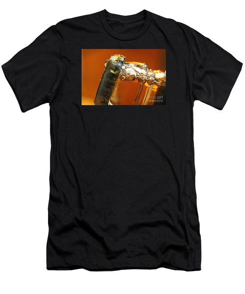 Beer Top Men's T-Shirt (Athletic Fit)
