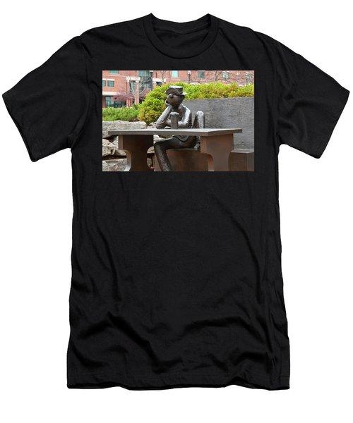 Beetle Bailey Men's T-Shirt (Athletic Fit)