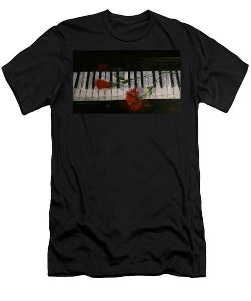 Before The Concert Men's T-Shirt (Athletic Fit)