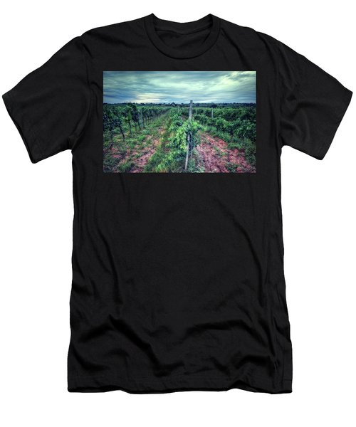 Before The Harvesting Men's T-Shirt (Athletic Fit)