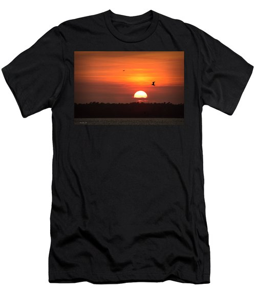 Before The Setting Sun Men's T-Shirt (Athletic Fit)