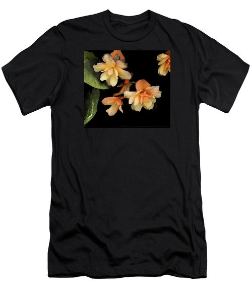 Begonias 2 Men's T-Shirt (Athletic Fit)