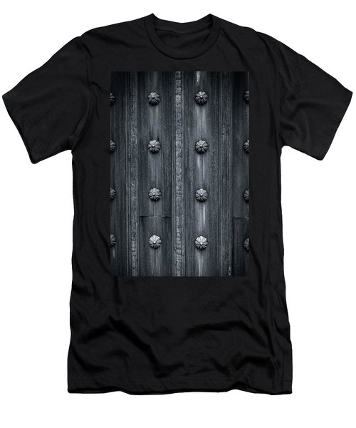 Behind Closed Doors Men's T-Shirt (Athletic Fit)