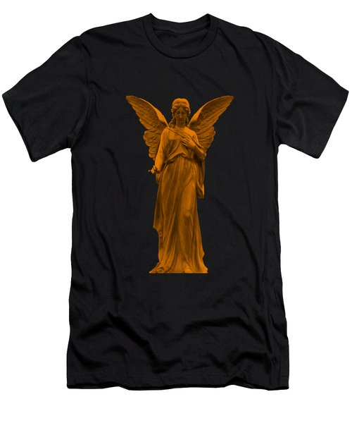 Behold I Send An Angel Before Thee Men's T-Shirt (Athletic Fit)