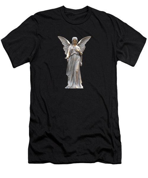 Behold I Send An Angel Before Thee I I Men's T-Shirt (Athletic Fit)