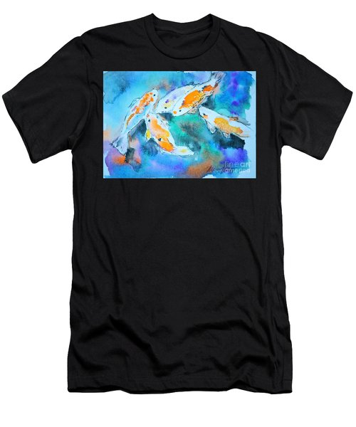 Being Koi Men's T-Shirt (Athletic Fit)