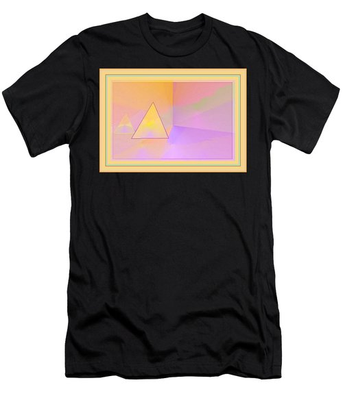 Beings Of Light Portal Men's T-Shirt (Athletic Fit)