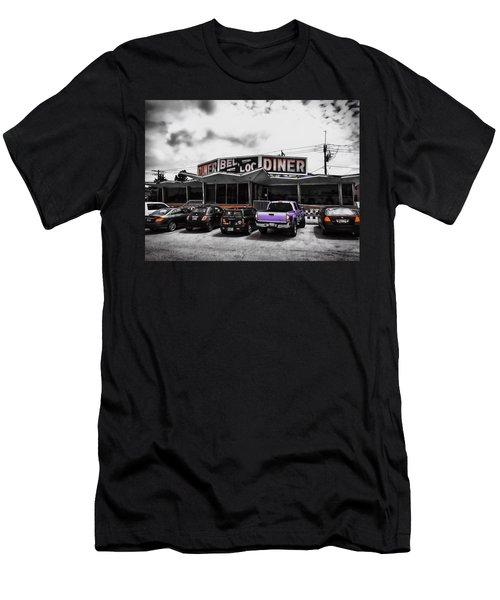 Bel-loc Diner Men's T-Shirt (Athletic Fit)