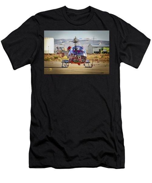 Bell 47 Men's T-Shirt (Athletic Fit)