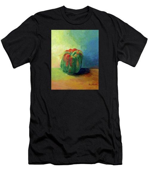 Bella Pepper  Men's T-Shirt (Athletic Fit)