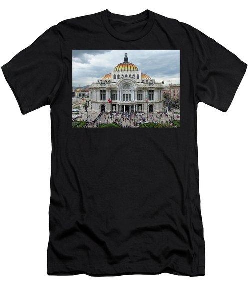 Bellas Artes Men's T-Shirt (Athletic Fit)
