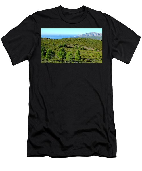 Men's T-Shirt (Athletic Fit) featuring the photograph Belle Vue by August Timmermans