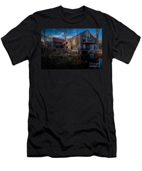Bellrock Mill Men's T-Shirt (Athletic Fit)