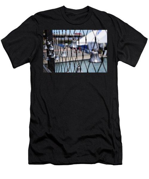 Bells Of Hope Men's T-Shirt (Athletic Fit)