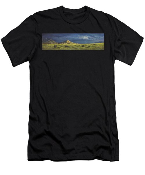 Belt Butte Spring Men's T-Shirt (Athletic Fit)