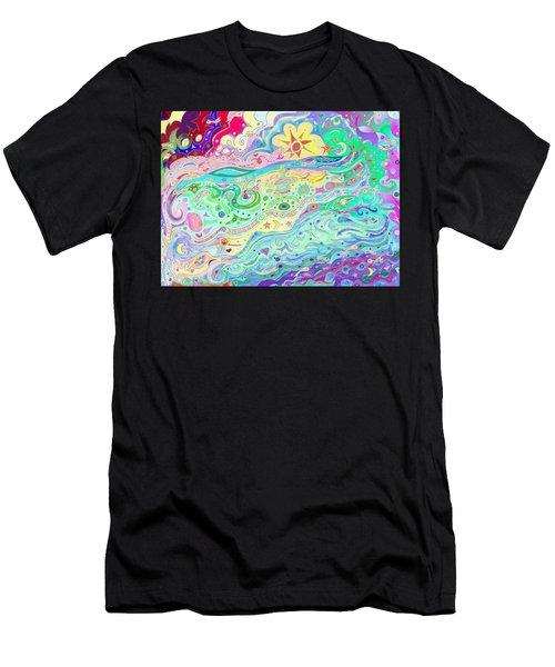 Beltaine Seashore Dreaming Men's T-Shirt (Athletic Fit)