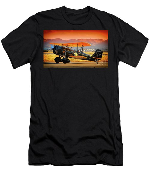Ben Scott's Stearman Speedmail 4e Version 2 Men's T-Shirt (Athletic Fit)