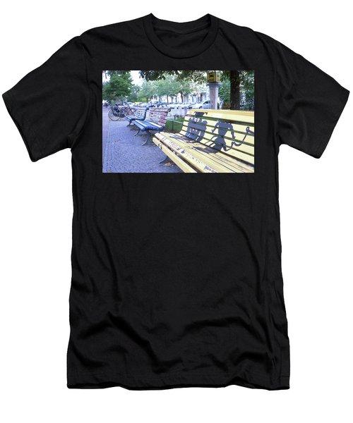 Bench Graffiti Men's T-Shirt (Athletic Fit)