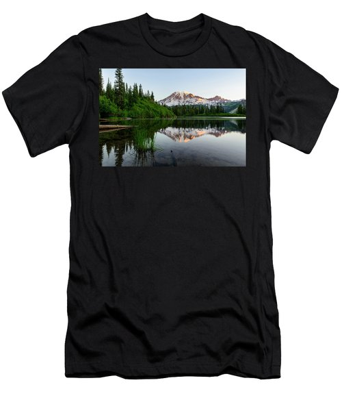 Bench Lake Men's T-Shirt (Athletic Fit)