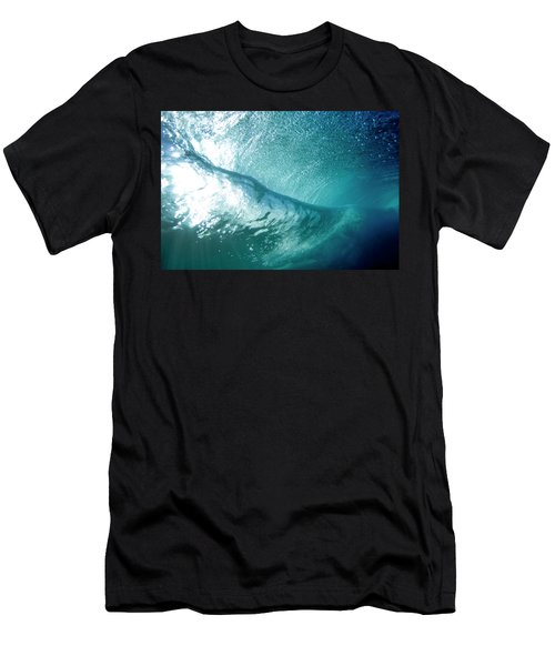 Beneath The Curl Men's T-Shirt (Athletic Fit)