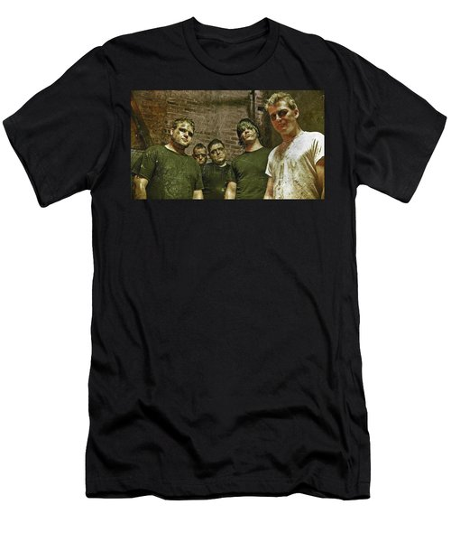 Beneath The Sky Men's T-Shirt (Athletic Fit)