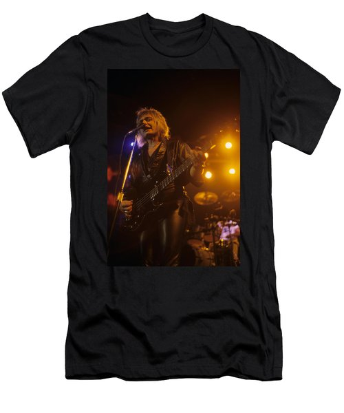 Benjamin Orr Of The Cars Men's T-Shirt (Athletic Fit)