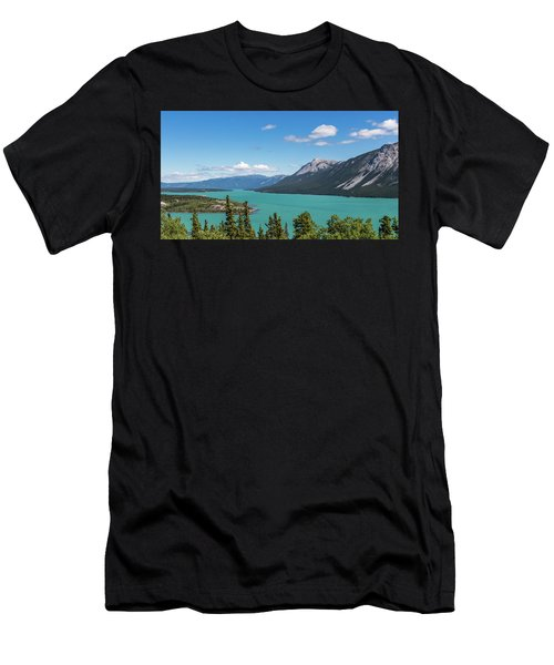 Tagish Lake Men's T-Shirt (Athletic Fit)