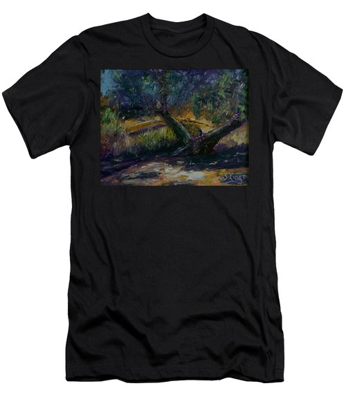 Bent Tree Men's T-Shirt (Athletic Fit)