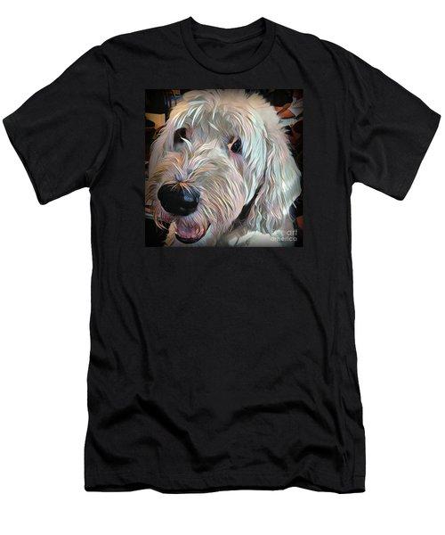 Bentley Men's T-Shirt (Slim Fit) by Jodie Marie Anne Richardson Traugott          aka jm-ART