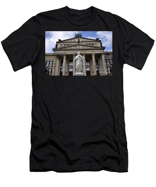 Berlin 4 Men's T-Shirt (Athletic Fit)