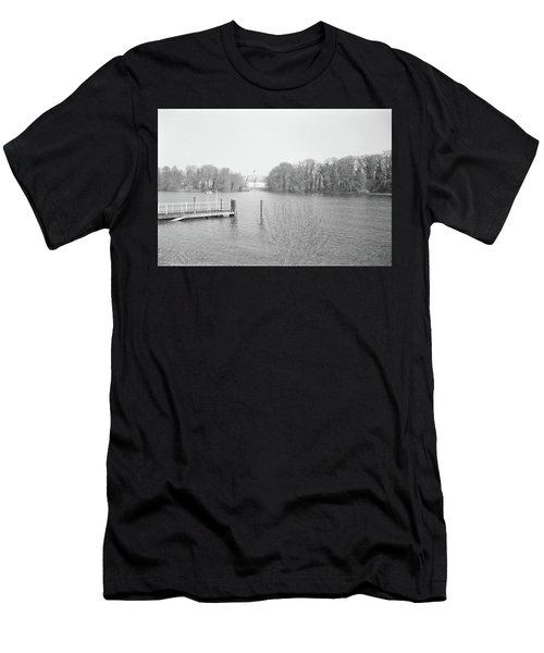 Berlin Lake Men's T-Shirt (Athletic Fit)