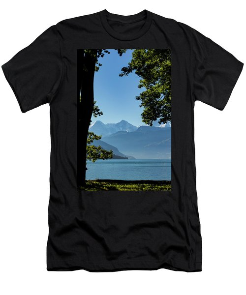 Bernese Oberland Men's T-Shirt (Athletic Fit)