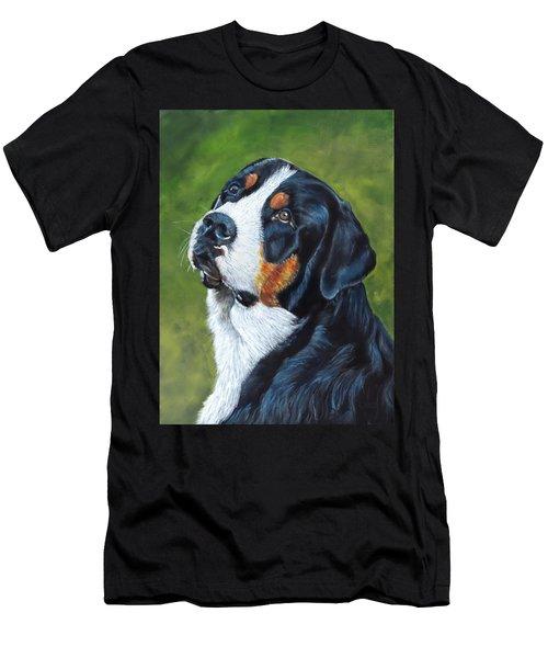 Bernie Men's T-Shirt (Athletic Fit)