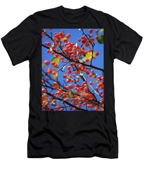 Berry Bunches Men's T-Shirt (Athletic Fit)