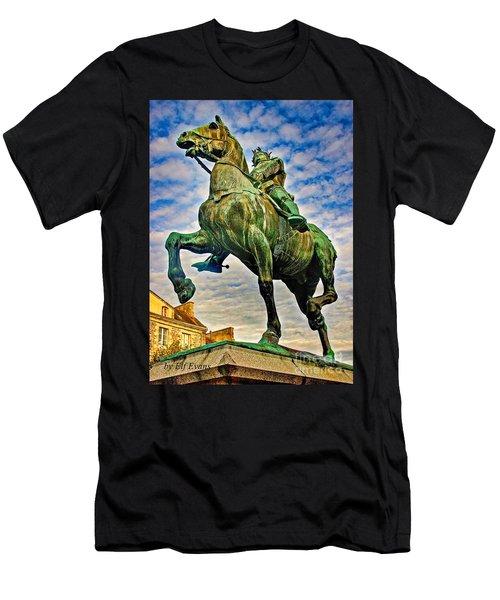 Bertrand Du Guesclin Men's T-Shirt (Athletic Fit)