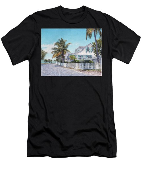 Beside The Point II Men's T-Shirt (Athletic Fit)