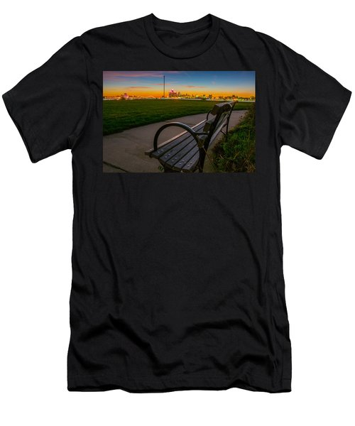 Best Seat In The House Men's T-Shirt (Athletic Fit)