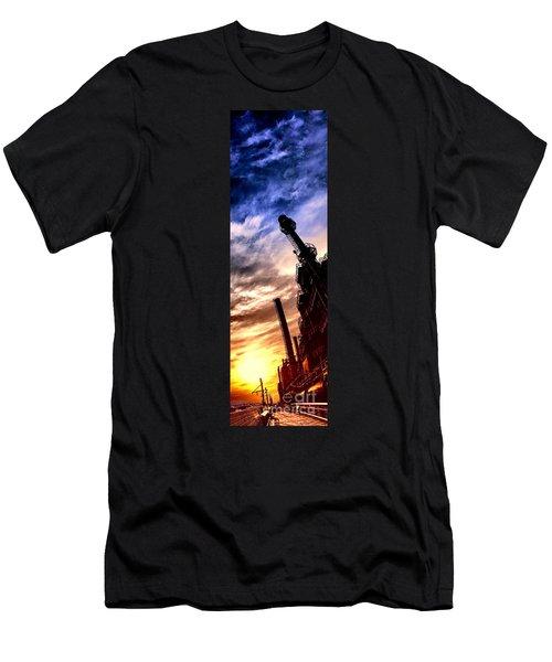Bethlehem Steel Glory Men's T-Shirt (Athletic Fit)