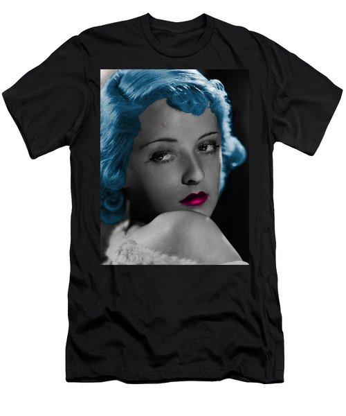 Bette Davis Men's T-Shirt (Athletic Fit)