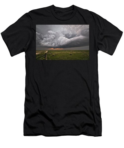 Better Late Than Never Men's T-Shirt (Athletic Fit)