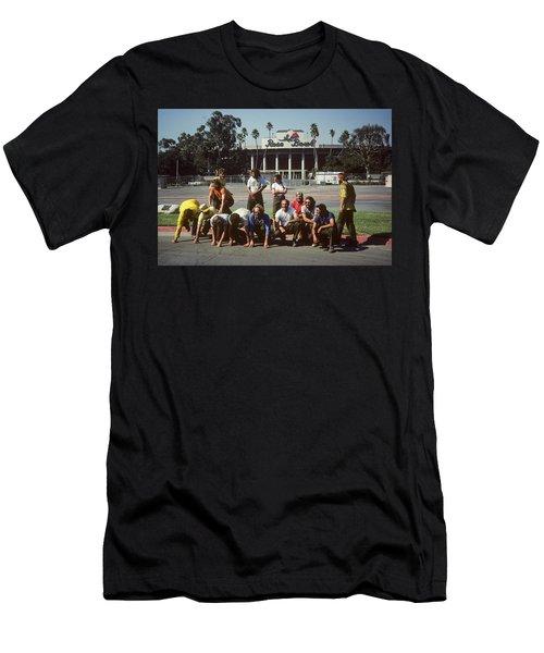 Between Fires Men's T-Shirt (Athletic Fit)