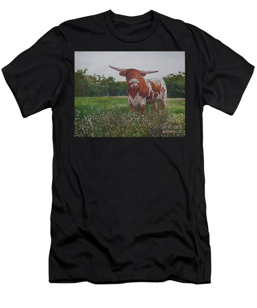 Bevo Men's T-Shirt (Athletic Fit)