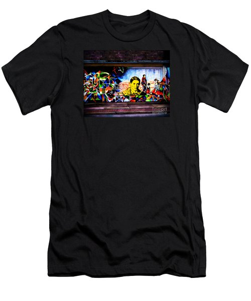 Beyond Graffiti Men's T-Shirt (Athletic Fit)