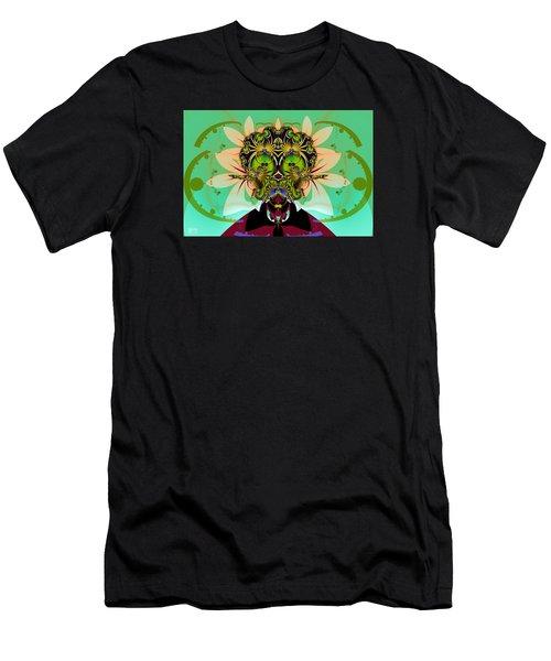 Ackrack - Interplanetary Men's T-Shirt (Athletic Fit)