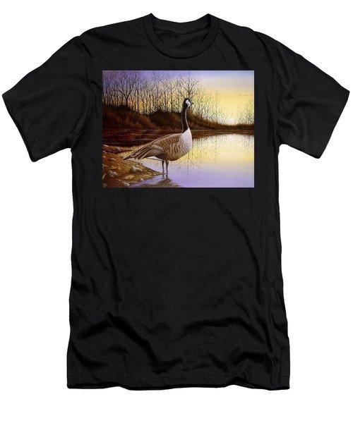 Beyond The Horizon Men's T-Shirt (Athletic Fit)