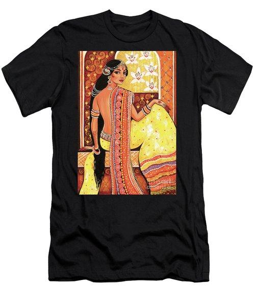 Bharat Men's T-Shirt (Athletic Fit)